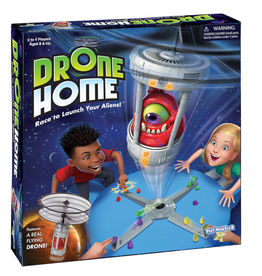 Play Monster Games Drone Home