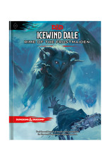 Wizards of the Coast D&D RPG: Icewind Dale Rime of the Frostmaiden