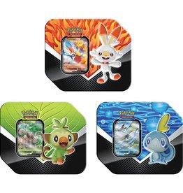 Pokemon Pokemon Tin: Galar Partners