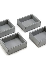 Folded Space Box Insert: Caverna
