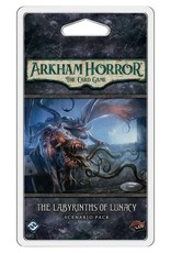 Fantasy Flight Games Arkham Horror LCG Scenario The Labyrinths of Lunacy