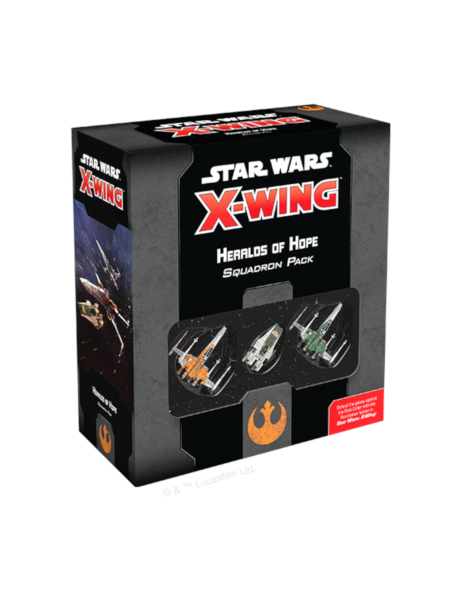 Star Wars X-Wing Heralds of Hope