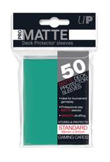 Deck Protectors: Pro-Matte (50) Aqua
