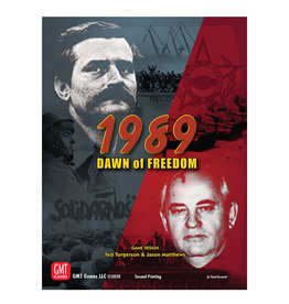 GMT Games 1989 Dawn of Freedom