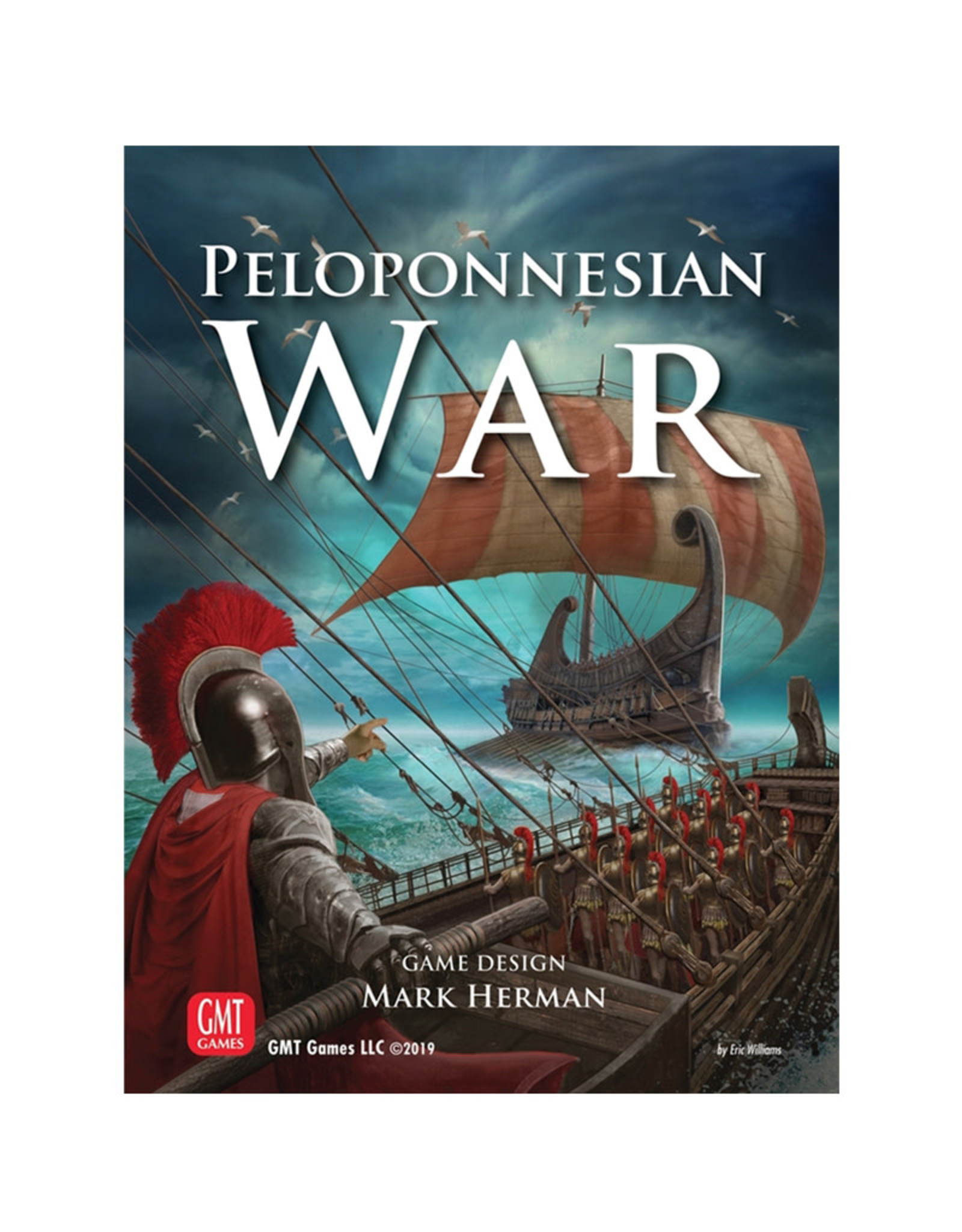GMT Games Peloponnesian War