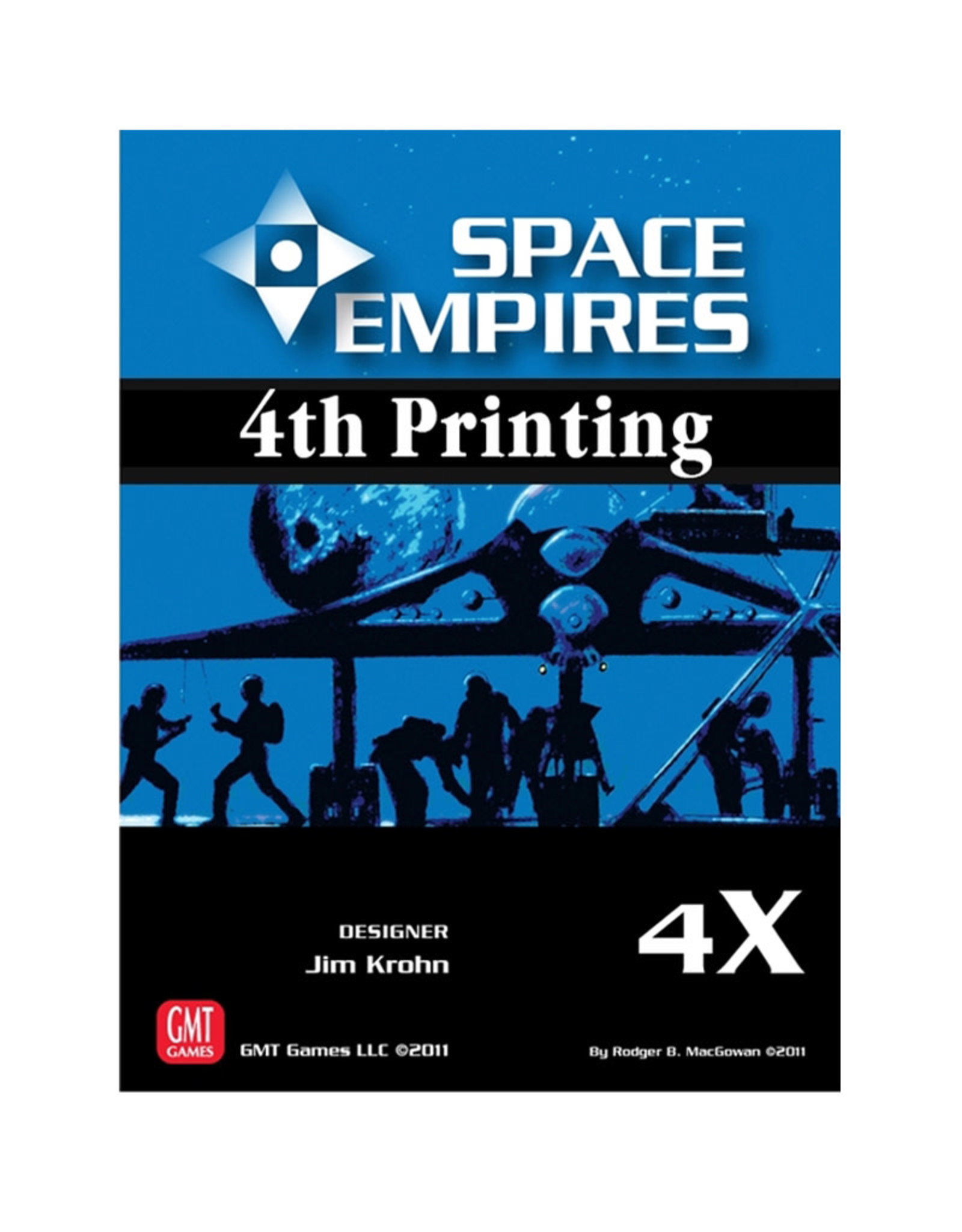 GMT Games Space Empires 4X