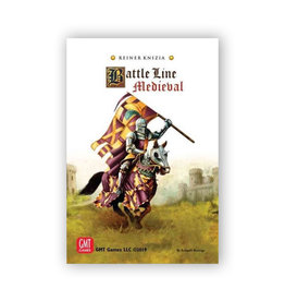 GMT Games Battle Line Medieval Edition