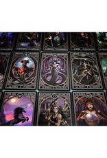 United States Playing Card Co Tarot Cards: Gothic Anne Stokes
