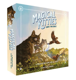 Atlas Games Magical Kitties Save the Day! RPG
