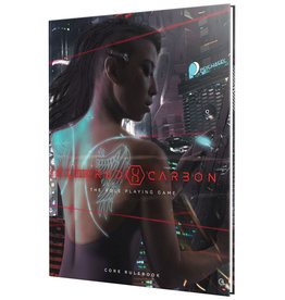 Renegade Games Altered Carbon RPG: Core