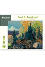 Pomegranate Autumn Hillside Puzzle 1000 PCS (Carmichael)