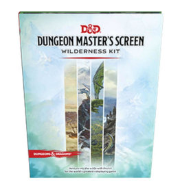 Wizards of the Coast D&D RPG: Dungeon Masters Screen Wilderness Kit