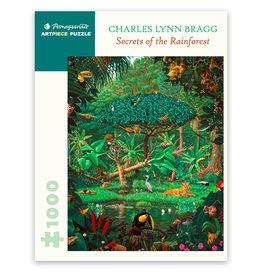 Pomegranate Secrets of the Rainforest Puzzle 1000 PCS (Bragg)