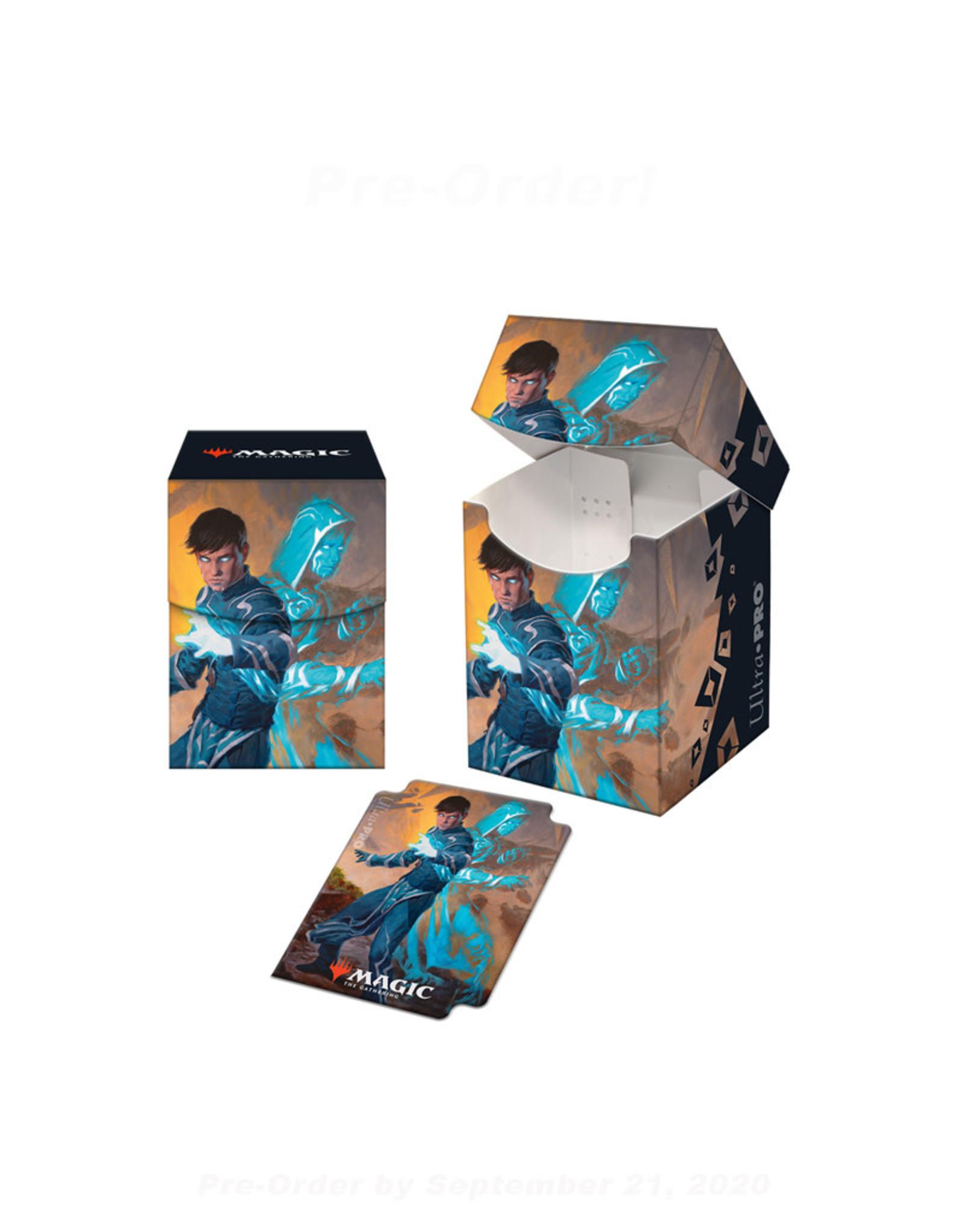 Deck Box: MTG Zendikar Rising 100+ V1