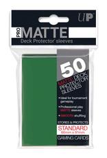 Deck Protectors: Pro-Matte (50) Green