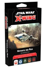 Star Wars X-Wing Card Pack Hotshots
