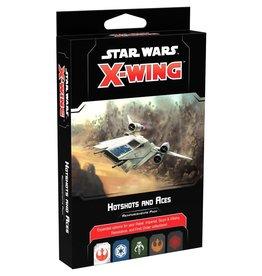 Star Wars X-Wing Card Pack Hotshots