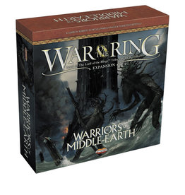 Ares Games War of the Ring Warriors of Middle Earth Expansion