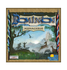 Rio Grande Games Dominion Menagerie Expansion