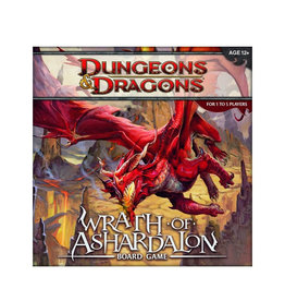 Wizards of the Coast D&D Wrath of Ashardalon Board Game