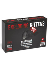 Exploding Kittens NSFW (Ages 17+)
