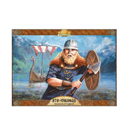 Academy Games 878 Vikings Invasions of England