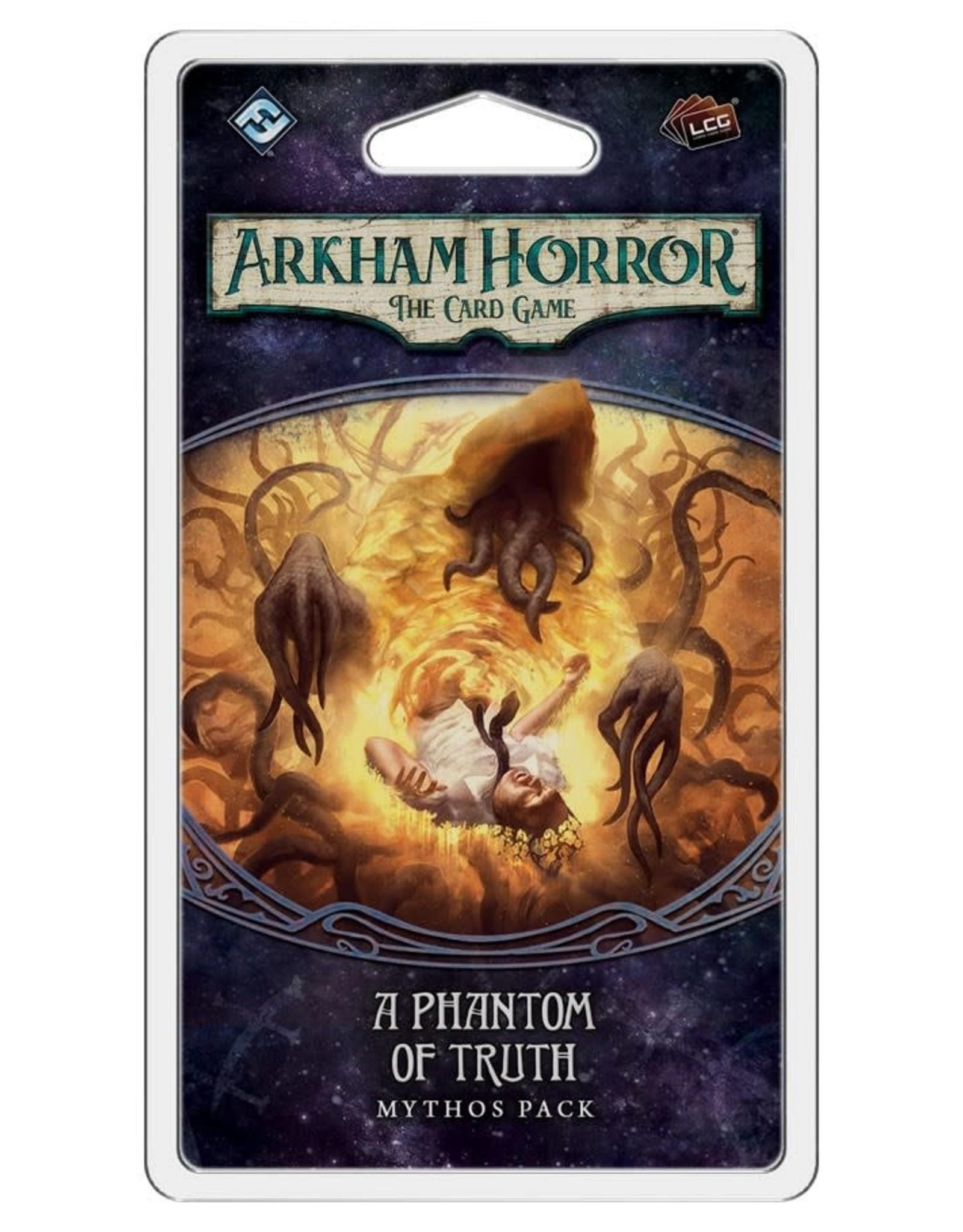 Fantasy Flight Games Arkham Horror LCG A Phantom of Truth