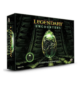 Upper Deck Legendary Encounters Alien