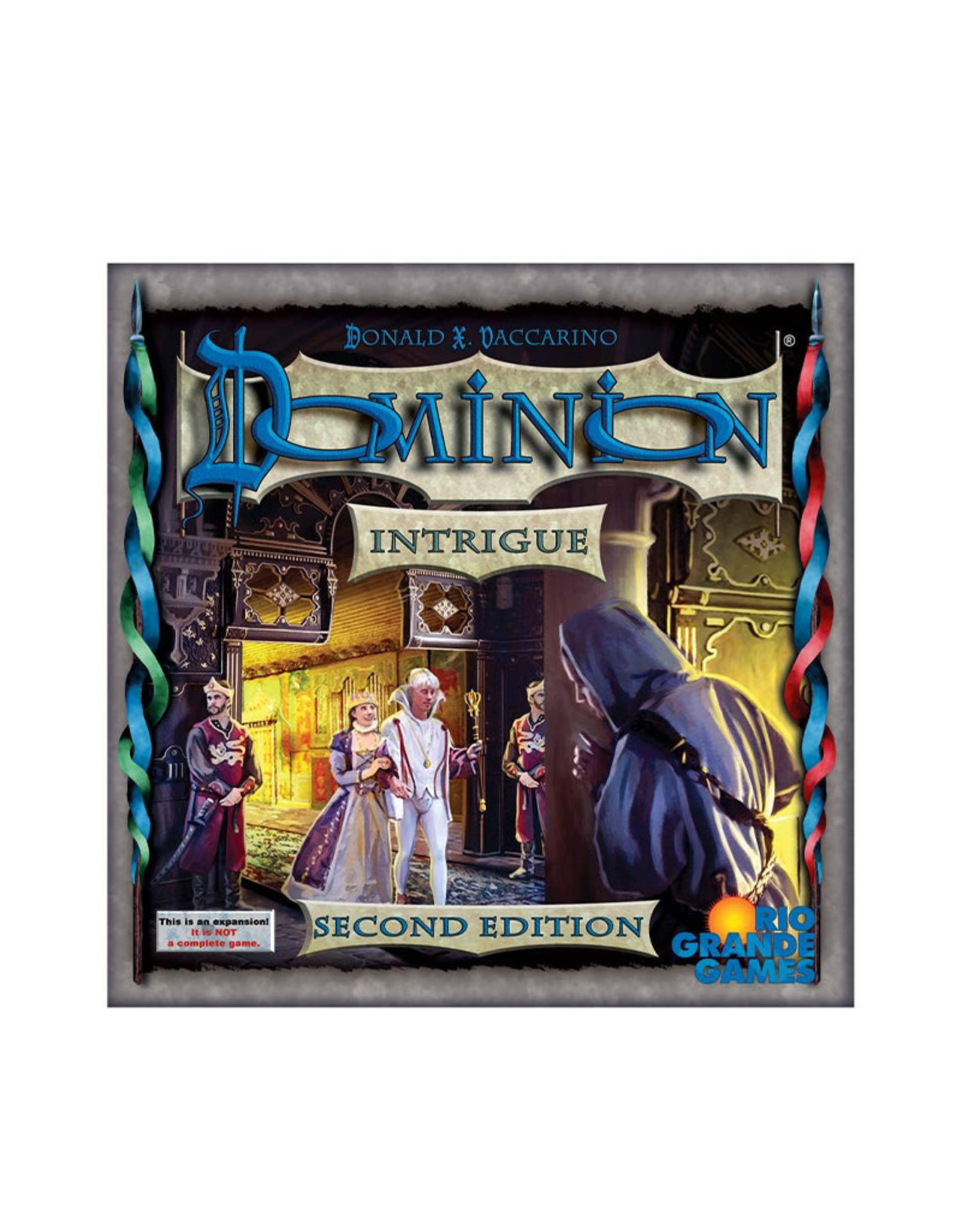 Rio Grande Games Dominion Intrigue Expansion