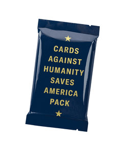 Breaking Games Cards Against Humanity Saves America Pack