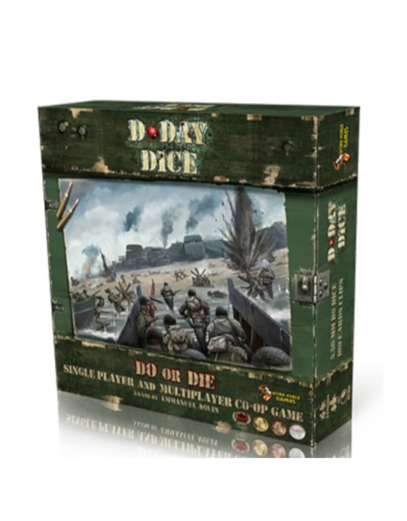Miscellaneous D-Day Dice (2nd Edition)