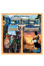 Rio Grande Games Dominion Guilds and Cornucopia Expansion
