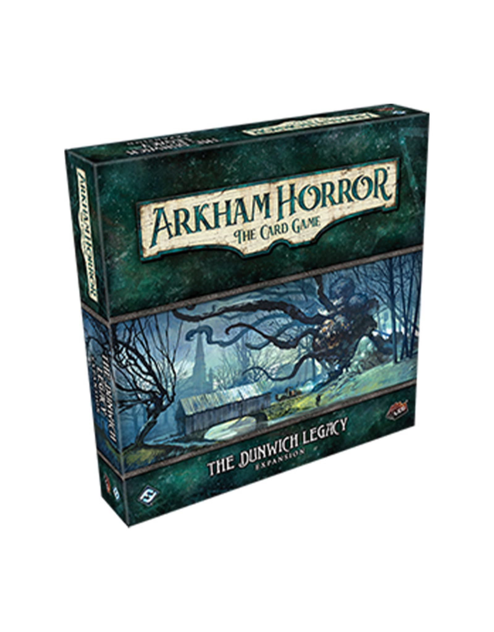 Fantasy Flight Games Arkham Horror LCG Expansion The Dunwich Legacy