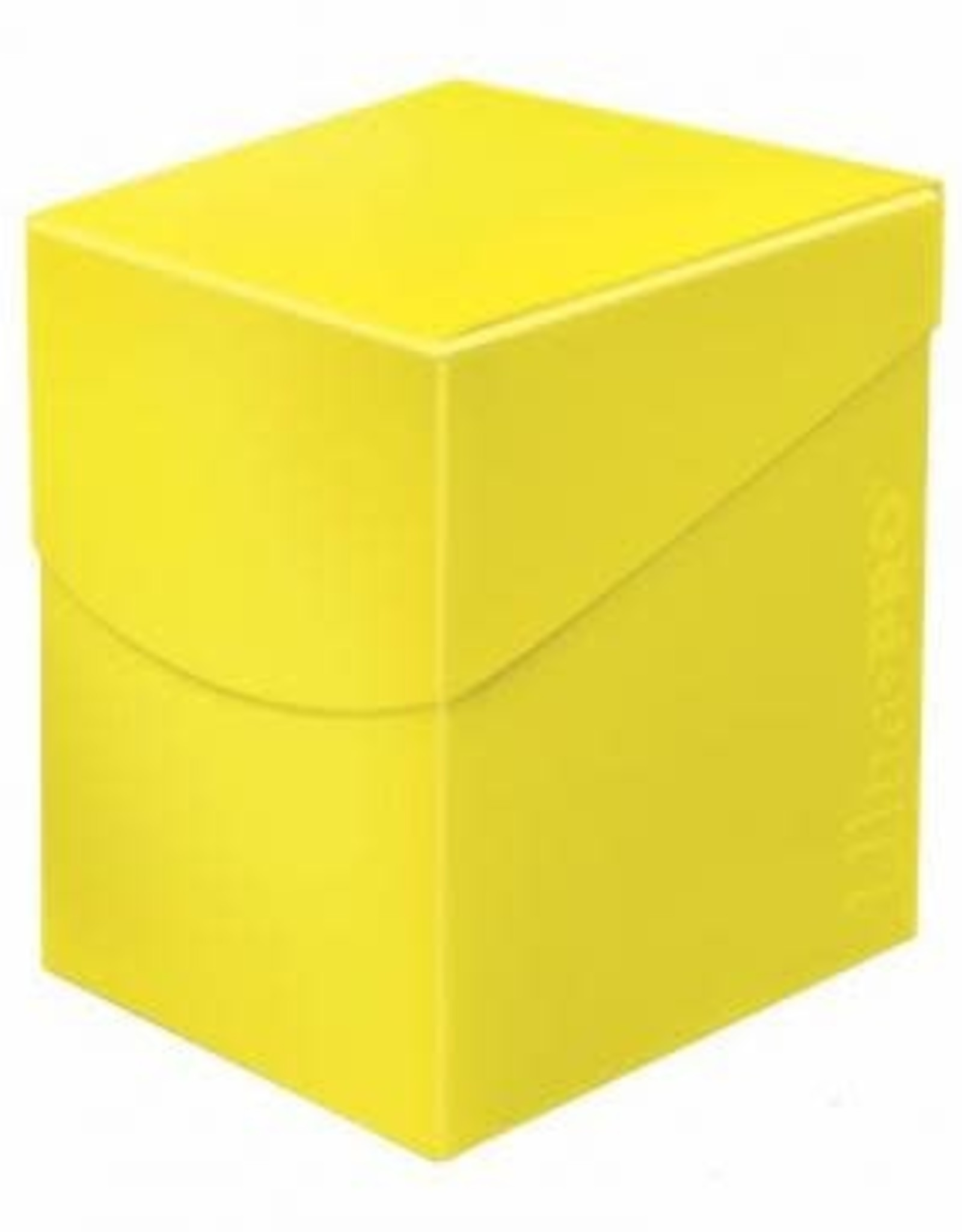 Deck Box: Eclipse 100+ Yellow