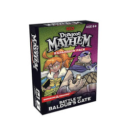 Wizards of the Coast Dungeon Mayhem Battle for Baldur's Gate Expansion