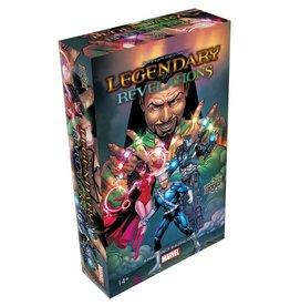 Upper Deck Legendary DBG Revelations Expansion