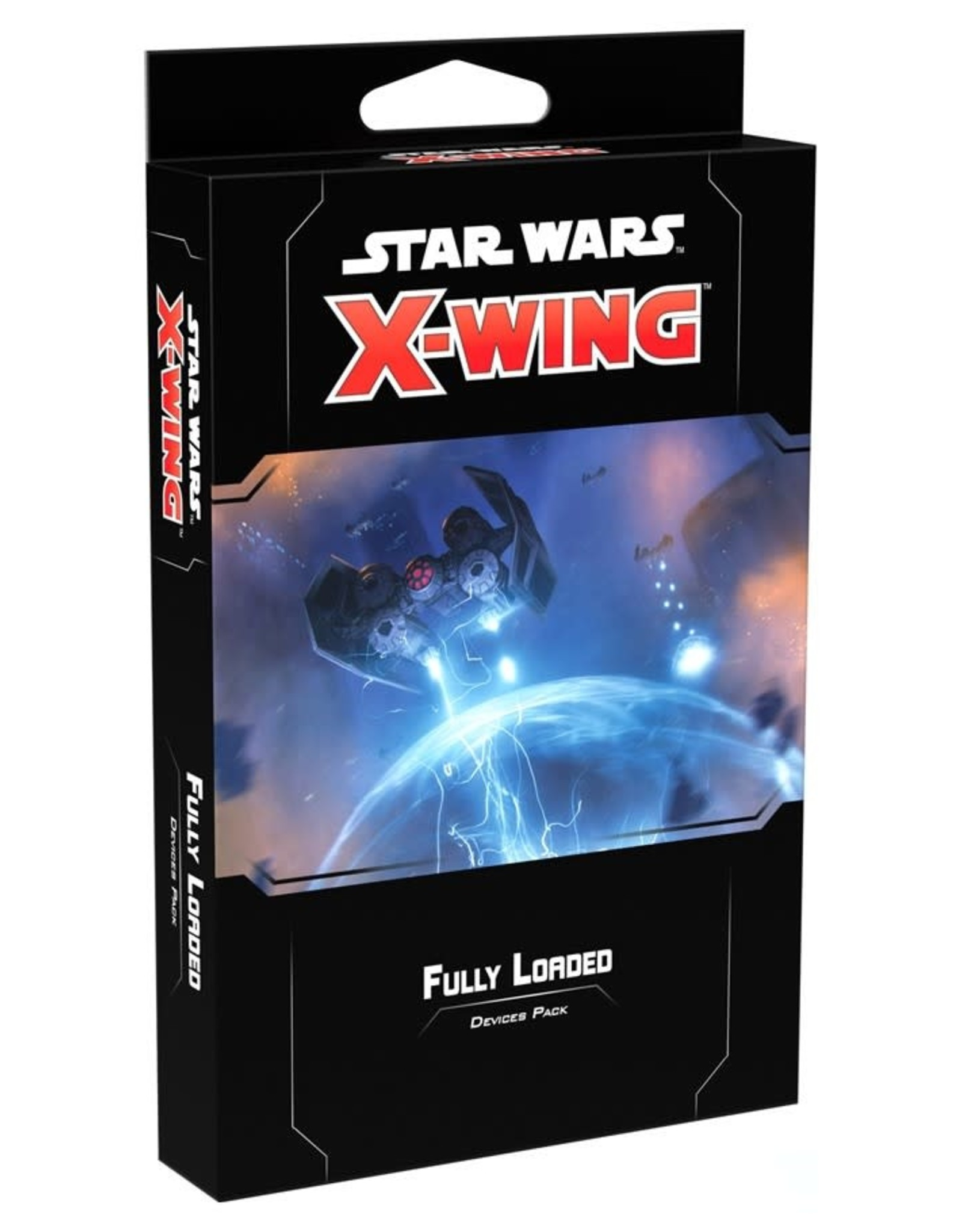 Fantasy Flight Games Star Wars X-Wing Card Pack Fully Loaded