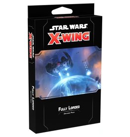 Fantasy Flight Games Star Wars X-Wing Card Pack Fully Loaded