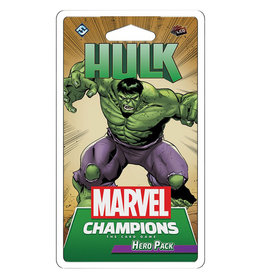 Fantasy Flight Games Marvel Champions LCG Hulk