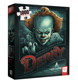 USAopoly IT Chapter Two Return to Derry 1000 Piece Puzzle
