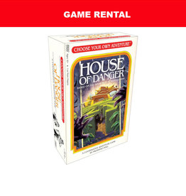 (RENT) Choose Your Own Adventure House of Danger for a Day. Love It! Buy It!