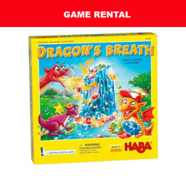 (RENT) Dragon's Breath for a Day. Love It! Buy It!