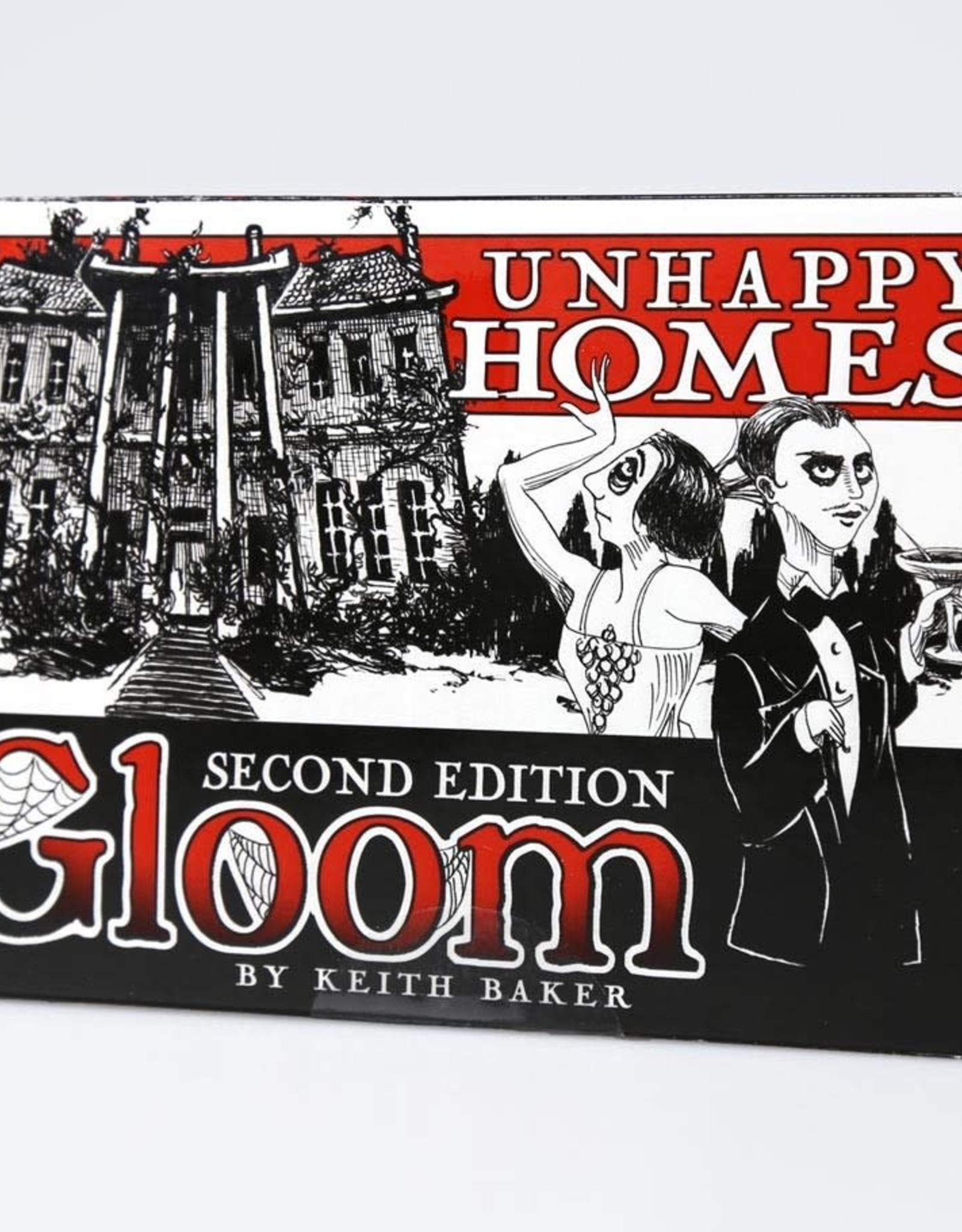 Atlus Games Gloom Unhappy Homes Expansion