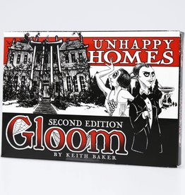 Atlas Games Gloom Unhappy Homes Expansion