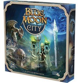 Cool Mini Or Not Blue Moon City