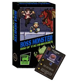 Brotherwise Games Boss Monster Rise of the Minibosses