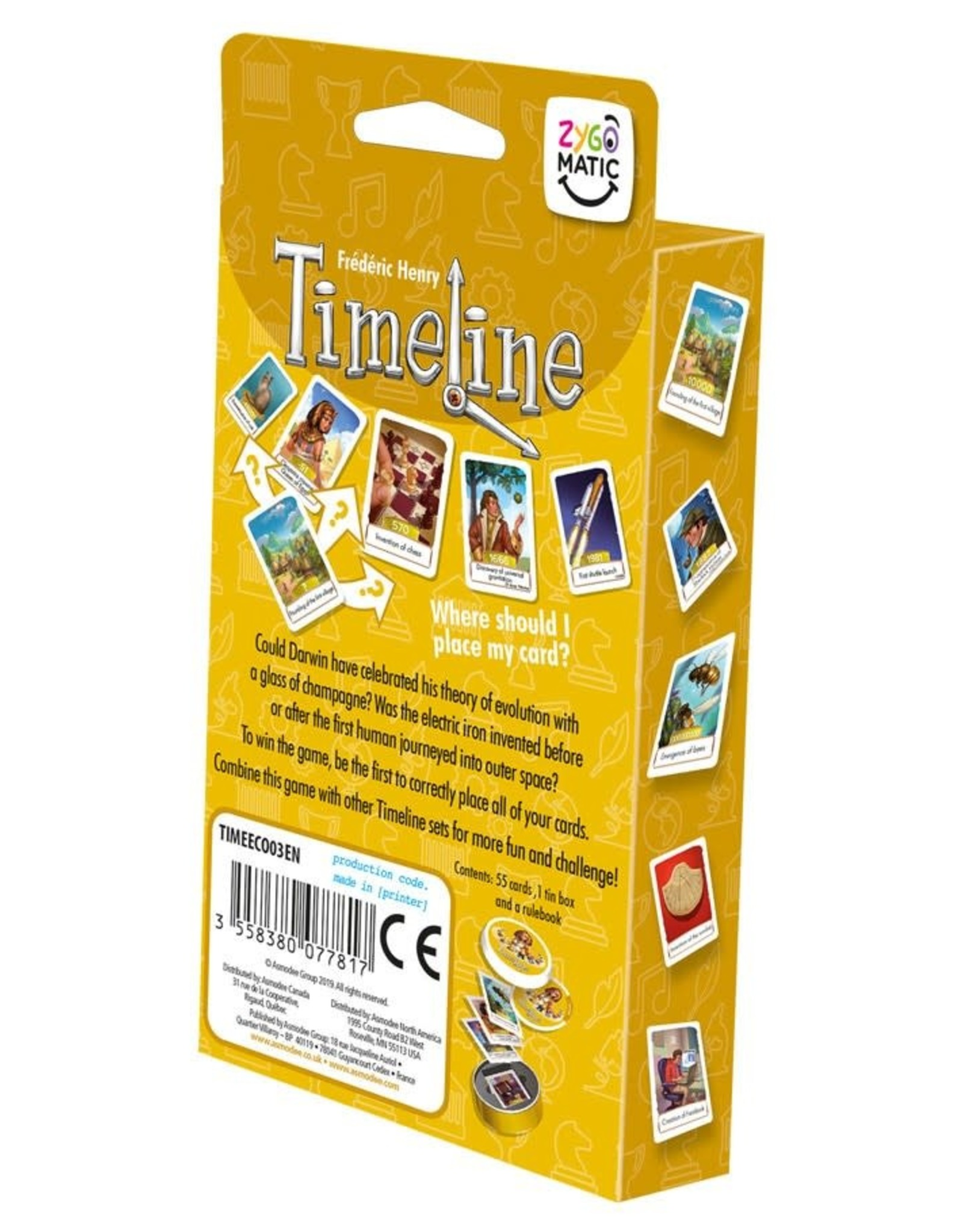 Timeline Classic (Eco-Blister)