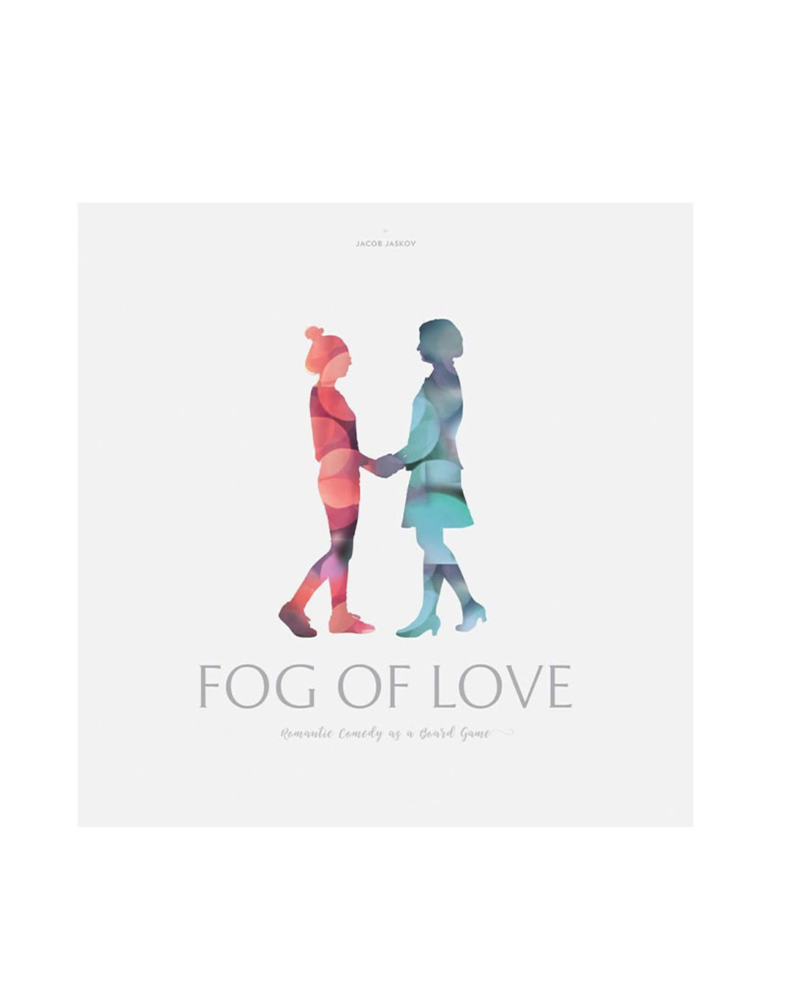 Hush Hush Projects Copy of Fog of Love: Male Cover