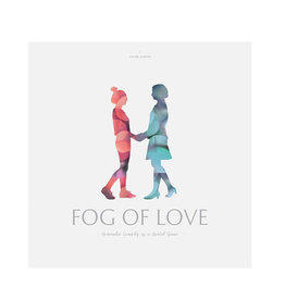 Hush Hush Projects Fog of Love: Female Cover