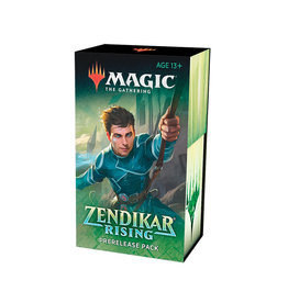Wizards of the Coast MTG Zendikar Rising Prerelease Pack
